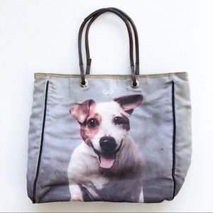 Anya Hindmarch Bags - Anya Hindmarch Jack Russell Dog Puppy Purse Bag